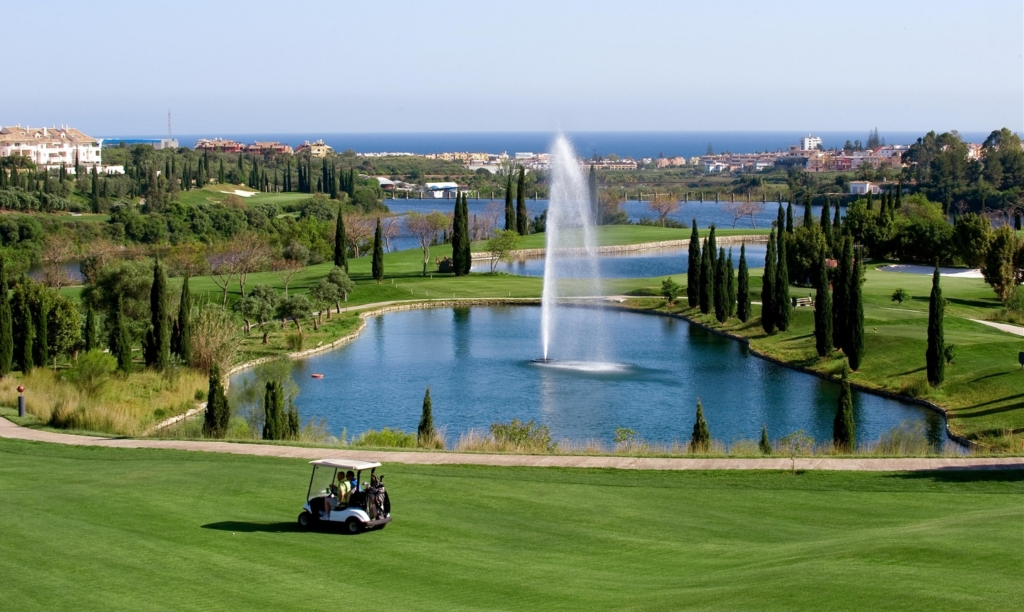 Alferini Golf - Villa Padierna Golf Resort