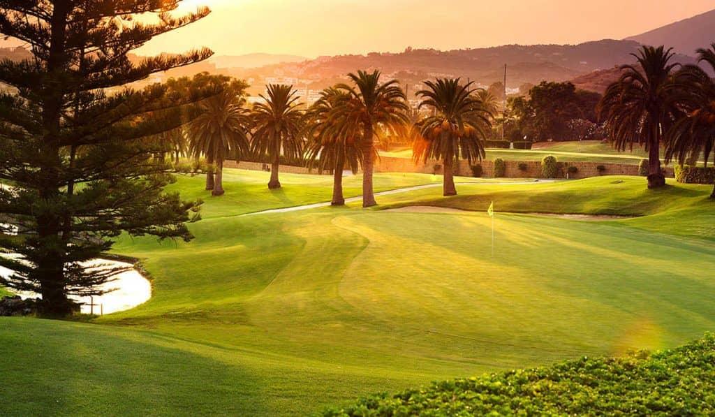 Los Naranjos Golf Club 18 Holes